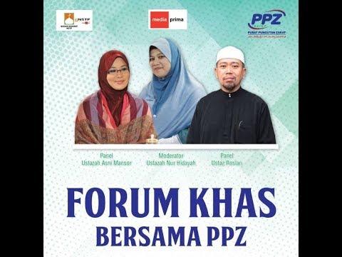 Forum Khas Bersama PPZ-Apakah Itu Umur Ataupun Usia