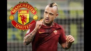 Radja Nainggolan - Forget Matic, this is an older Herrera. Welcome to Man United