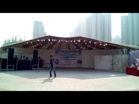 Aise Na Mujhe Tum Dekho   Lyrical Dance Cover   Ash King.