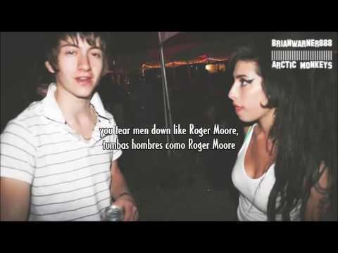 Arctic Monkeys-You Know I'm No Good (Subtitulos en Español + Lyrics)
