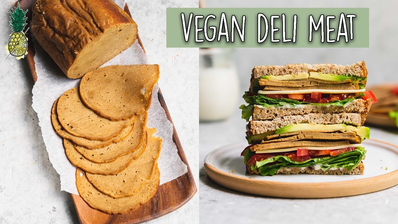 How To Make Vegan Deli Meat at Home