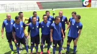 Platense de Honduras en presentación de Cobán Imperial.