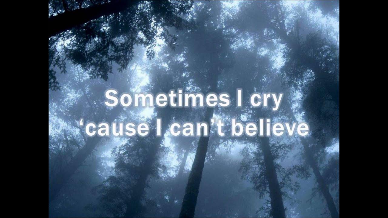Why are you so far away lyrics