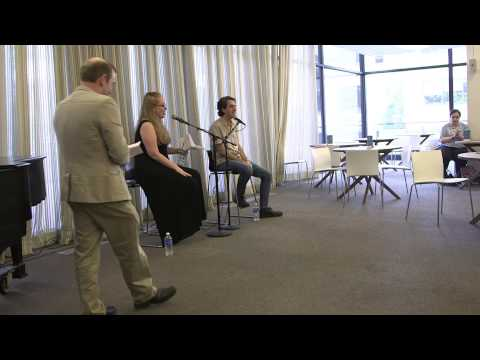 Across A Crowded Room: Composition Session with Jason Robert Brown