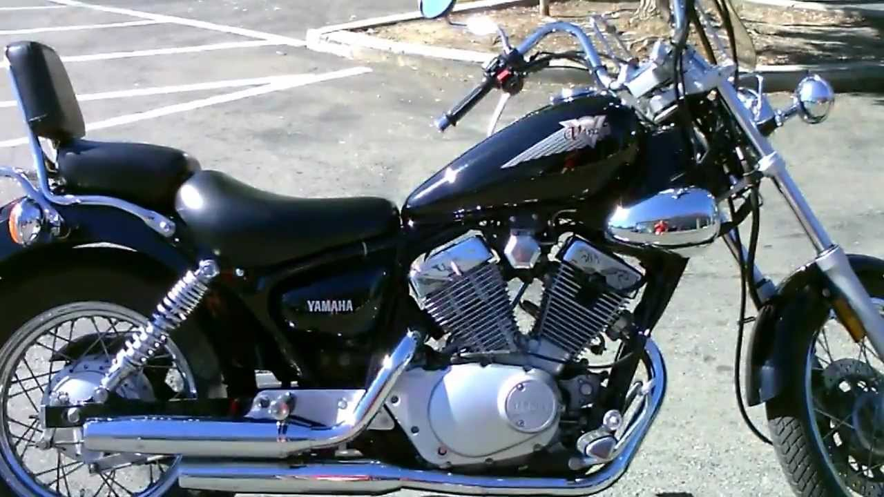 contra costa powersports used 2006 yamaha virago 250 entry. Black Bedroom Furniture Sets. Home Design Ideas