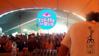 Tor.Ma in Dub full live act at Boom festival 2012 Portugal