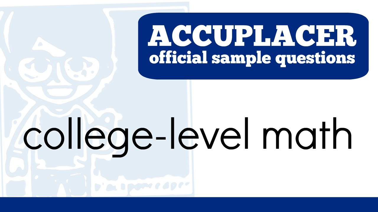 College Level Math Placement Test Sample mathematics placement – Basic College Math Worksheets