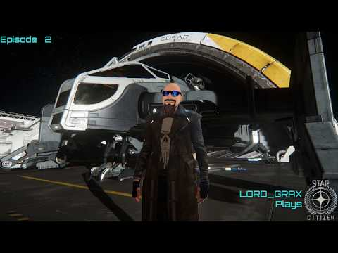 Star Citizen EP 2 - Private Investigation & Criminal Status!!