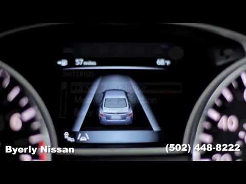 Neil Huffman Clarksville - How to use the Vehicle Information Display on your 2014 Nissan Altima from Byerly Nissan