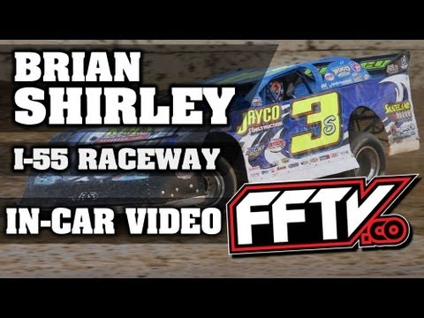 Brian Shirley - Hell Tour Hot Laps at I-55 Raceway - 6/30/2012