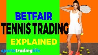 🎾Tennis Trading [On Betfair] - What Causes Market Movement?