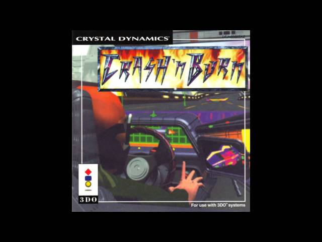 Crash'n Burn (3DO) - complete soundtrack