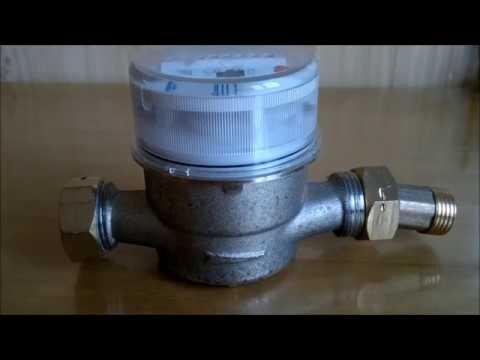 💡СУПЕР СПОСОБ !!! Как остановить счетчик воды без магнита.