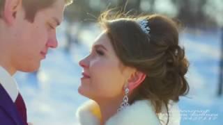 Аэросъемка. Свадьба в Калмыкии. Свадебный клип Максима и Ксении.