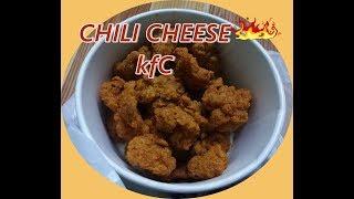 ไก่ Chilli Cheese ของ KFC หน้าป้าพังมาก แต่อร่อยย