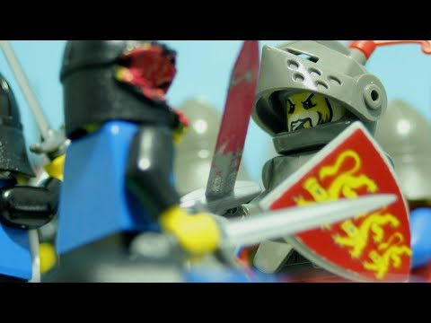 1356 Lego Battle Of Poitiers, Hundred Years War