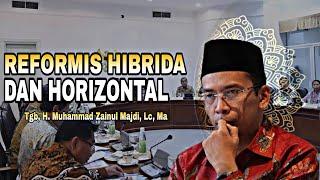 Video Gubernur NTB DR  TGH  Muhammad Zainul Majdi, M A menjadi pembicara  Reformis Hibrida dan Horizontal download MP3, 3GP, MP4, WEBM, AVI, FLV September 2018