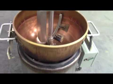 Savage Brothers S-92 Firemixer With Copper Kettle