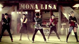 Mblaq 엠블랙  - 모나리자 Mona Lisa  M/v  Hd