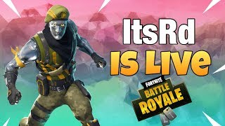 Fortnite Live| LETS GET TO 250 SUBS FOR GIVEAWAY (237/250)
