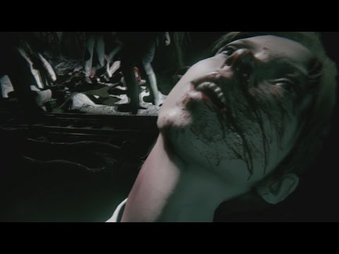 OUTLAST 2 DISTURBING SCENES / DEATHS/ & GORE