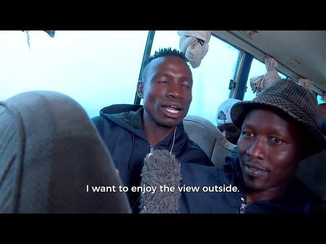 Safaricom Chapa Dimba winners meet Wanyama in UK