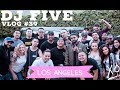 HMC CONFERENCE IN LA WITH NAV. (DJ FIVE VLOG #39)
