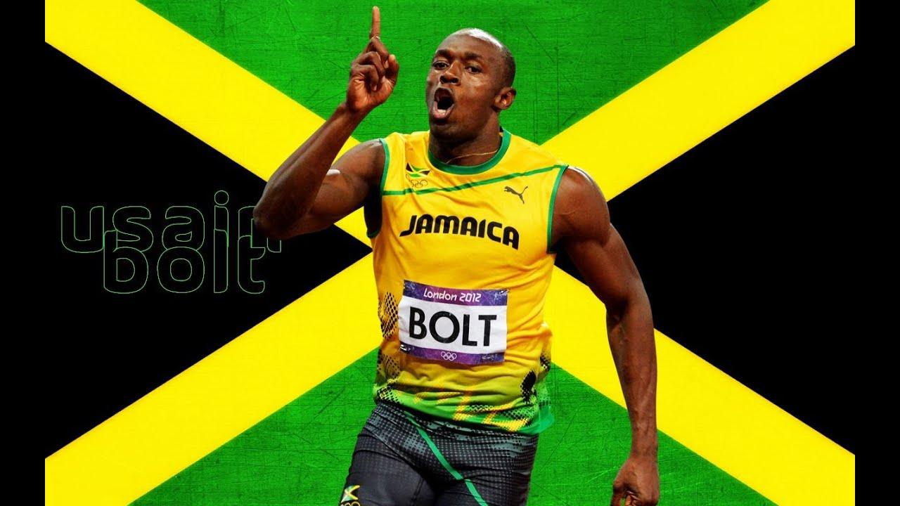 Usain Bolt 2016 Olympics 200m Sprint
