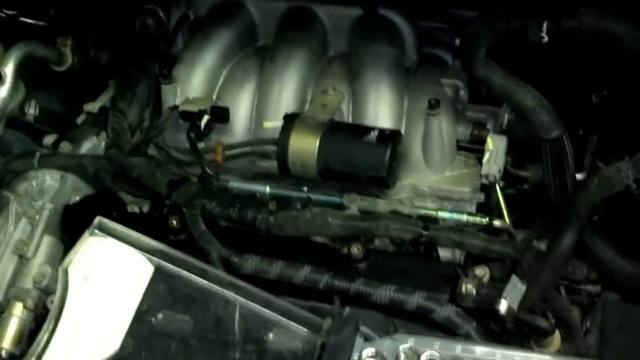 bossc351 s help tips 2004 nissan quest van upper firewall and cowl removal [ 1280 x 720 Pixel ]