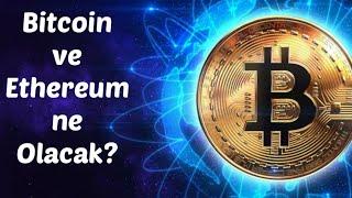 #Bitcoin Analiz - Btc ve ethereumda son durum nedir? Btc Teknik Analiz