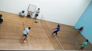 Bangalore Life Science Cluster (BLiSC) Badminton Tournament