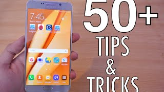 Samsung Galaxy Note 5 - 50+ Tips & Tricks - HD