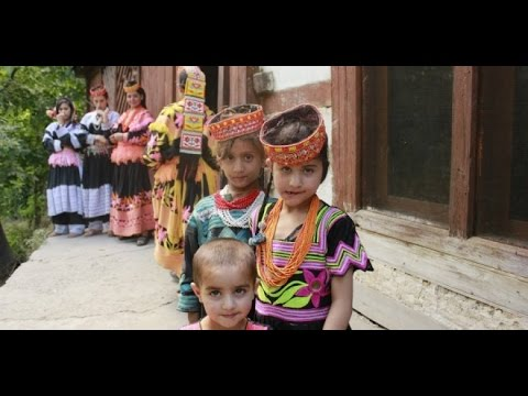 Northern Pakistan, Kalash People