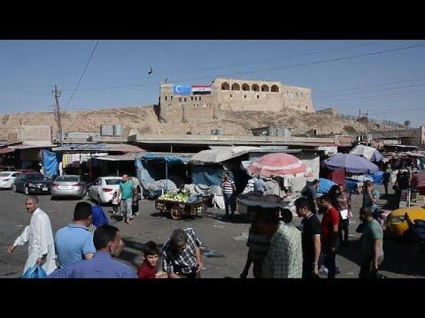 Balance of power shifts in Iraq's multi-ethnic Kirkuk
