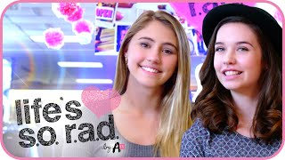 "MakeupbyMandy24 & Lia Marie Johnson ""Anything Can Happen"" Music Video 
