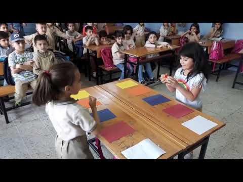 Hızlı düşünmeli dikkatli bol eğlenceli sınıf içi oyunumuz