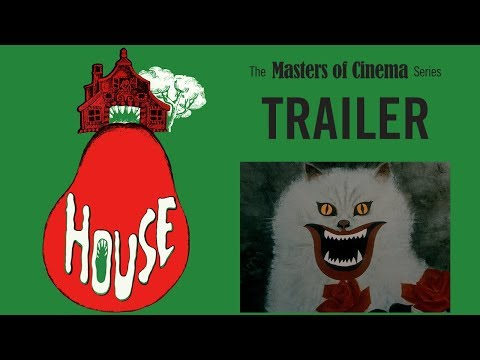 HOUSE [Hausu] (Masters of Cinema) New & Exclusive Trailer