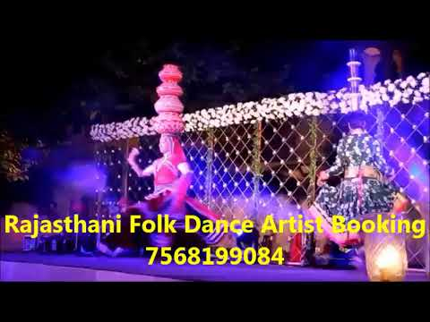 Rajasthani Folk Dance Artist Booking in Chennai 7568199084