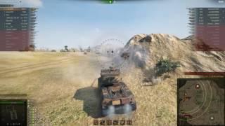 M6A2E1, Степи, Стандартный бой