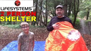 Lifesystems Survival Group Emergency Shelter 2 or 4 person