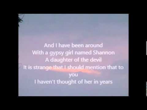 John Stewart: July you're a woman with lyrics