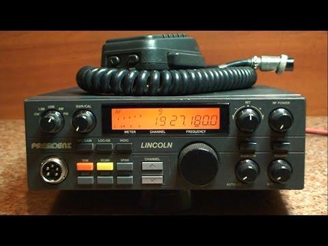 President Lincoln - Zanim kupisz cb radio - Test # 29