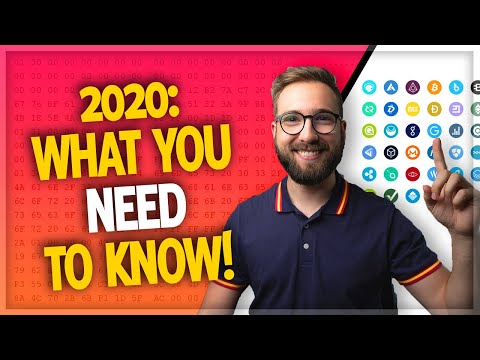 Cryptocurrency 2020: What YOU Need to Know!
