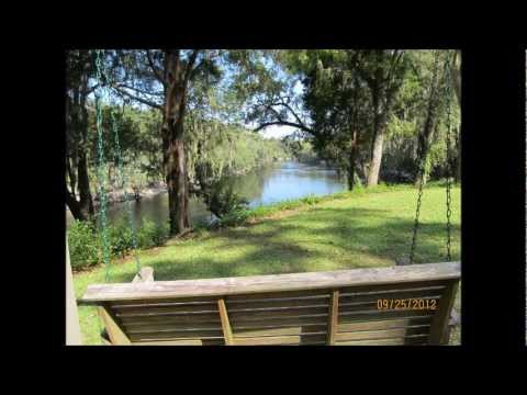 Suwannee River State Park In Live Oak, Florida