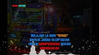 Download DJ Tenang La Sayang Slow Bass
