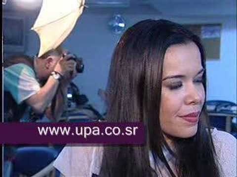 Beatriz Luengo - B92 Interview (En serbia)
