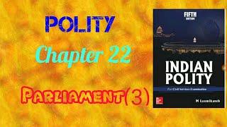 Parliament(3)