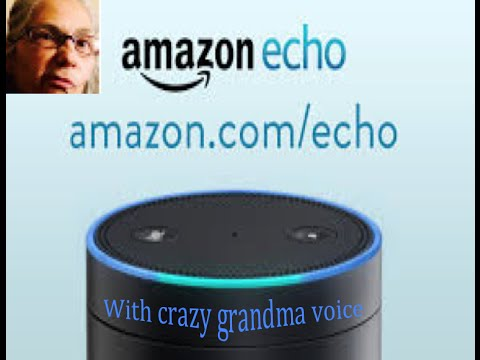 amazon echo parody youtube. Black Bedroom Furniture Sets. Home Design Ideas