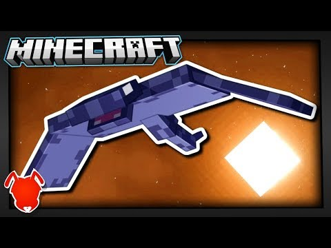 """THE MINECRAFT """"PHANTOM"""" MOB is HERE! 👍 or 👎?"""
