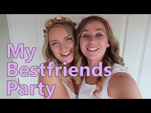 Kristys party Vlog